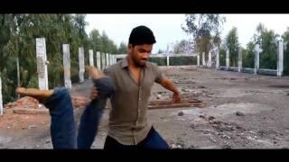 Okadu ||sarrainodu spoof|| Directed and Edited by Mohan sai