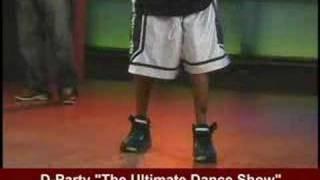 D-Party Dance Show: Jit Combo1
