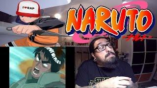VI Seconds - Naruflow (The Best Naruto Rap Song) REACTION