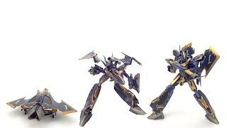 Bandai SV 262 Draken III Transformation