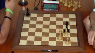 Kasparov Has 51 Second against Nakamura