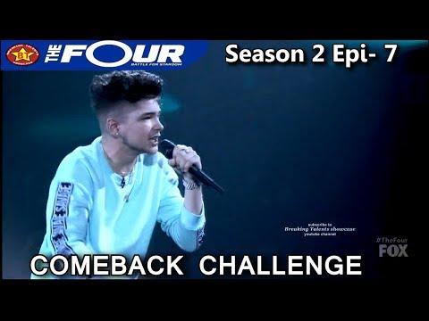 "Xxx Mp4 Dylan Jacob Raps ""A Milli"" Comeback Challenge Performance The Four Season 2 Ep 7 S2E7 3gp Sex"