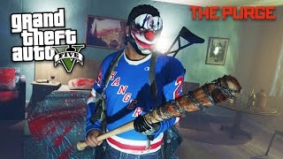 THE PURGE!! - Episode 4 (GTA 5 Mods)