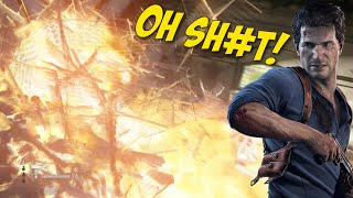 NON-STOP ACTION UP IN THIS B#TCH!! [UNCHARTED 4] [#11]