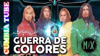 Guerra De Colores - Mix | Videos Oficiales Cumbia Tube