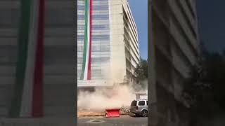 Sismo de 7 1 sacude la Ciudad de México