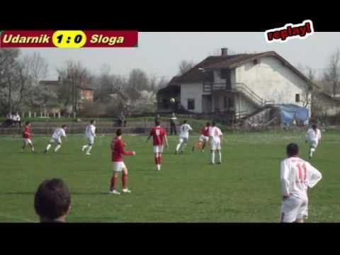 FK Udarnik Lozovik FK Sloga Milosevac 2 1