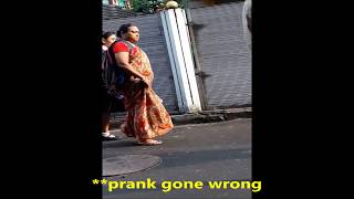 Epic pissing prank on cute girls gone wrong