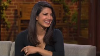 Actress Priyanka Chopra from ABC's 'Quantico'