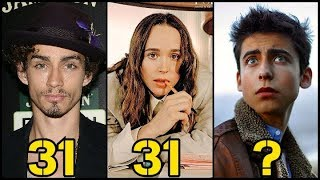 The Umbrella Academy From Oldest to Youngest