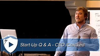 Start Up Q & A | iCracked CEO AJ Forsythe