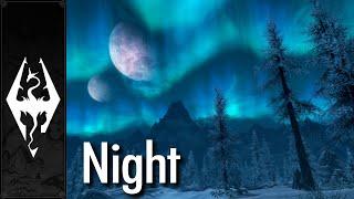 Skyrim - Music & Ambience - Night