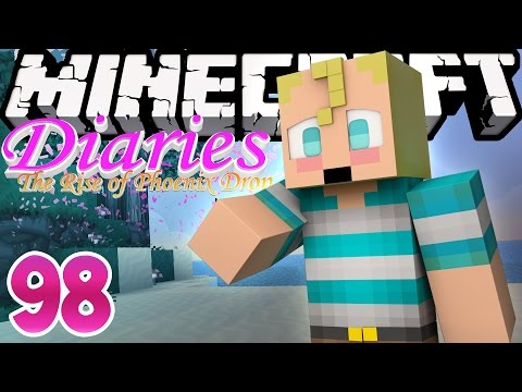Be Prepared Minecraft Diaries S1 Ep.98 Roleplay Adventure