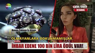 İhbar edene 100 Bin lira ödül var!