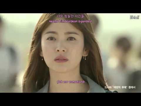 (Descendants Of The Sun OST Part 3) Davichi - This Love Türkçe Altyazılı(Han/Rom)