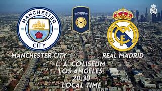 Manchester City vs Real Madrid   MATCH PREVIEW