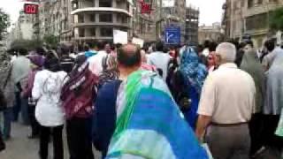 ثورة الغضب الثانية 27-5-2011 طنطا