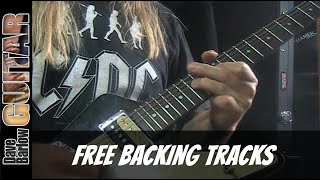 Free Backing Tracks of your Favorite Bands