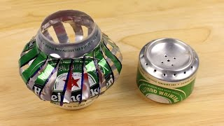 TOP 5 Aluminium Can Life Hacks