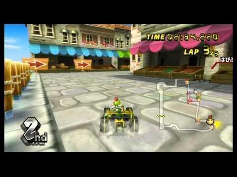 Mario Kart Wii: Nintendo Wi-Fi Races (Set 2) [1080 HD]