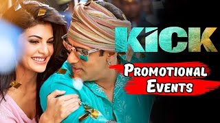 Kick Movie (2014) Promotion Events | Salman Khan, Jacqueline Fernandez, Nawazuddin Siddiqui