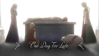 Akatsuki No Yona AMV One Day Too Late