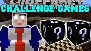 Minecraft: CRIMINAL CHALLENGE GAMES - Lucky Block Mod - Modded Mini-Game