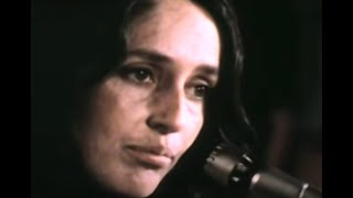 1973 RARE! - Joan Baez & Sister Mimi Farina Together