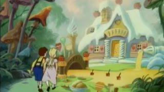 HANSEL Y GRETEL (Película Dibujos Animados)