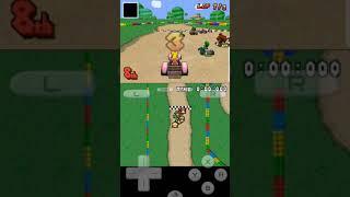 Mario Kart DS: SNES Donut Plains 1