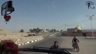 Дорога в Долину Царей, Египет - Александр Зараев