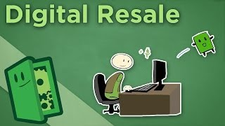 Digital Resale - Can You Borrow a Friend