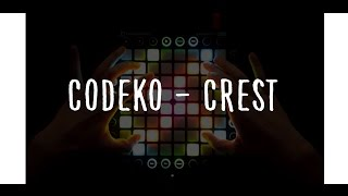 | Codeko - Crest | BlaSil LaunchpadPRO Cover |