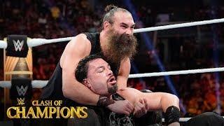 Luke Harper returns to stop Roman Reigns
