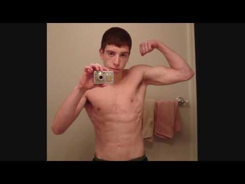 Ectomorph Muscle Gain Transformation