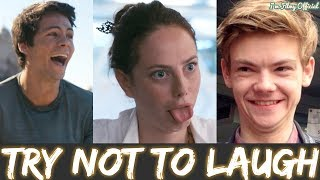 Maze Runner 3: The Death Cure Hilarious Bloopers and Gag Reel - Dylan O'Brien Funny 2018