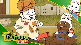 Max & Ruby   Max's Mud Monster and Ruby's Four Seasons Pageant!   Treehouse Direct Clips