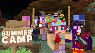 SUMMER CAMP! | With Kim & Amy! | Ep.1 TEAM APPLEJACK! | Amy Lee33