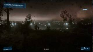 Battlefield 3 Campaign (Tehran) - PC Ultra Settings