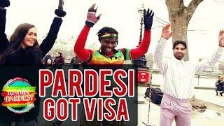 Pardesi Gets Visa | Rahim Pardesi | Best Pakistani Dramas