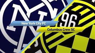 HIGHLIGHTS | NYCFC vs. Columbus | 11.05.17