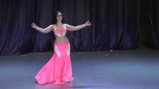 Superb Hot Belly Dance Ekaterina Vorontsova