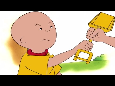 Caillou Full Episodes 4 HOURS Grumpy Caillou Cartoons for Children