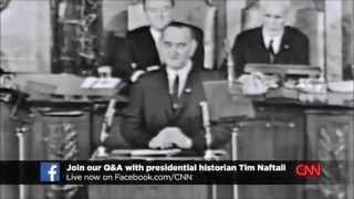 The 60s part 9 LBJ We shall overcome, Dr King Long March to Freedom