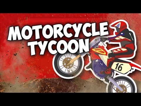 MOTORCYCLE TYCOON - Indie Games with Seniac
