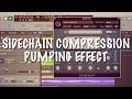 Sidechain Compression - EDM Pumping Effect | Logic Pro X