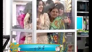 Faisal Qureshi and Ayaz Samoo plays phonebooth 'Jaga Khali Hai' with Suzain Fatima and Vj Parwasha