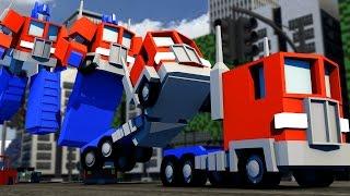 Minecraft | OPTIMUS PRIME TRANSFORMER! Transformers Mod Showcase! (Transformers in Minecraft)