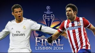 Real Madrid 4-1 Atletico [HD] Full Match Partido Completo | Final Champions 2014 | COPE | La Décima