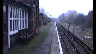 Epping Ongar Railway Remembered following closure in 1994 HQ